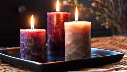 آموزش فال شمع