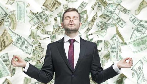 جادوی جذب ثروت با شمع تراپی | جذب ثروت و پول